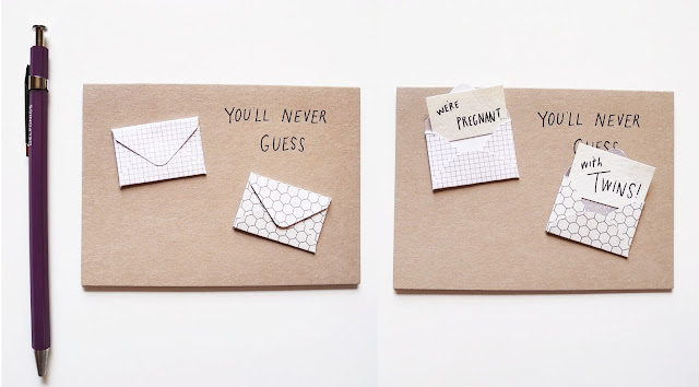 how to make a cute envelope out of paper