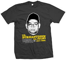 T-Shirt Burhanuddin Al-Helmy