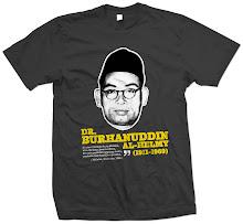 T-Shirt Burhanuddin Al-Helmy