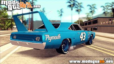 SA - Plymouth Superbird 1943