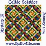 quiltville mysterie 2013