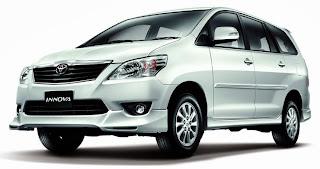 Daftar Harga Mobil Terbaru 2013