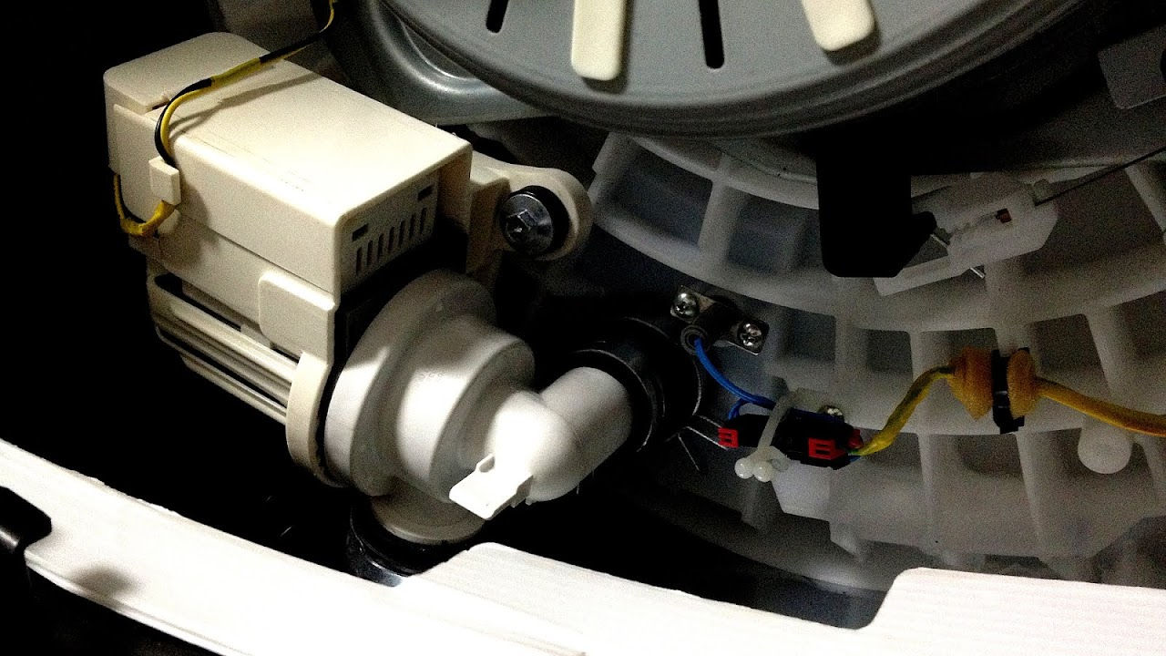 Washing Machine Leaking >> Whirlpool Washing Machine Leaking From Bottom Pool Choices