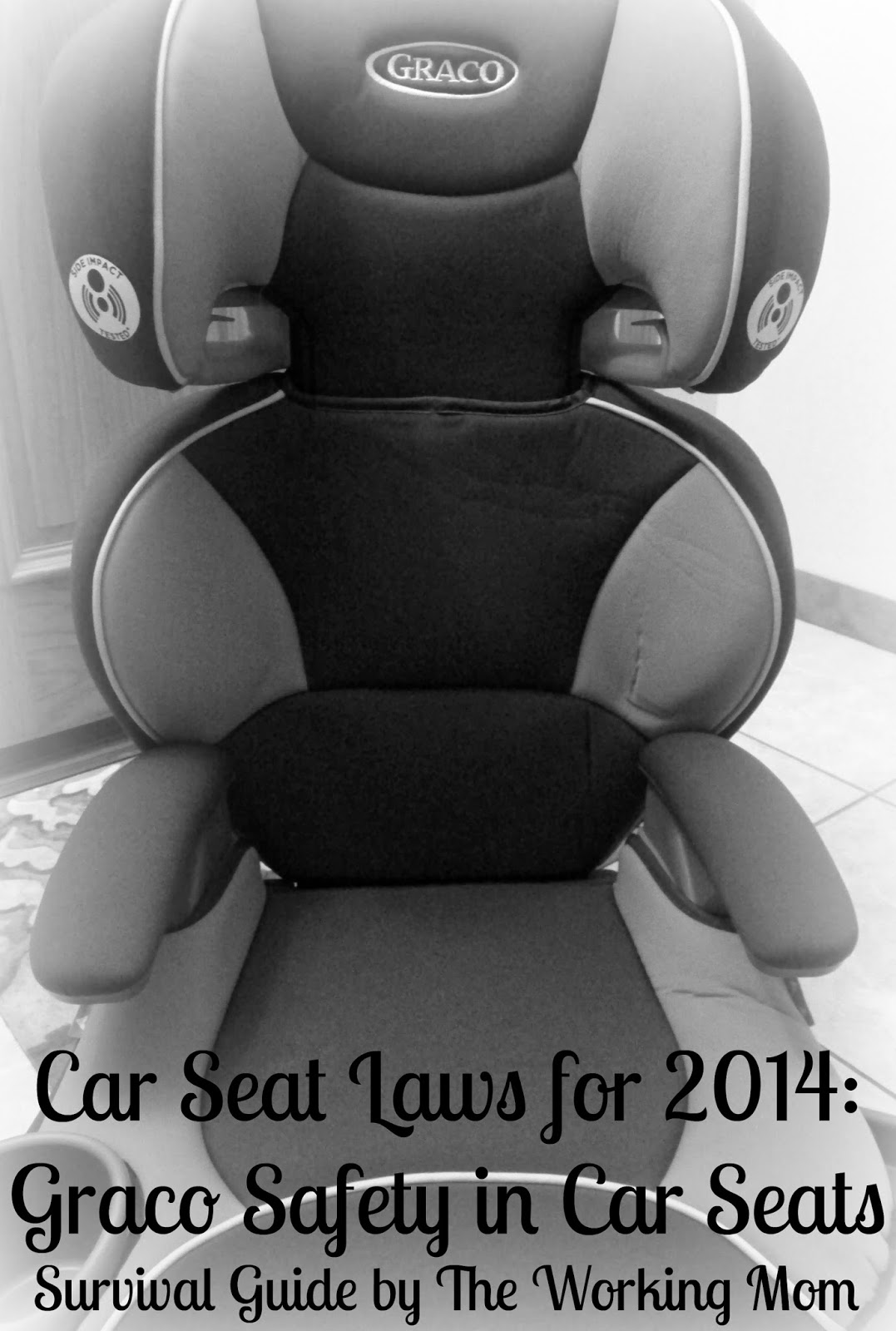 car seat laws for 2014 graco affix booster seat leads in car seat safety. Black Bedroom Furniture Sets. Home Design Ideas