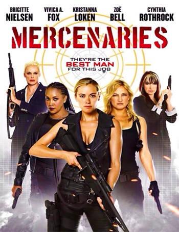 Mercenarias (2014) DVDRip Latino