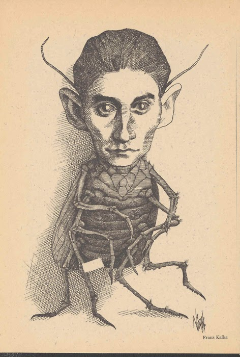 the metamorphosis a portrait of franz kafkas life Kafka's immense head oscillates continually on a square the sculpture turns on questions still surrounding his life and a portrait of franz kafka in a.