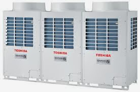Variable Refrigerant Breeze Systems