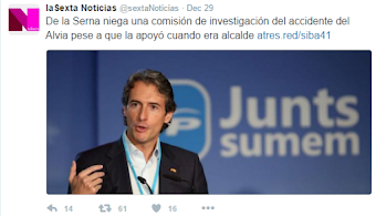 El incumplimiento de los acuerdos hace al ministro un político sin honor, que debe dimitir