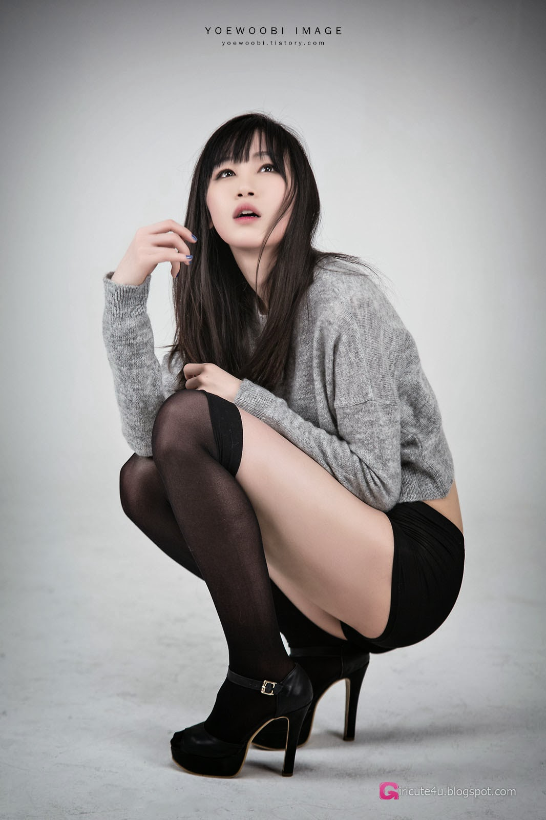2 Kim Mi Jin - New Model - very cute asian girl-girlcute4u.blogspot.com