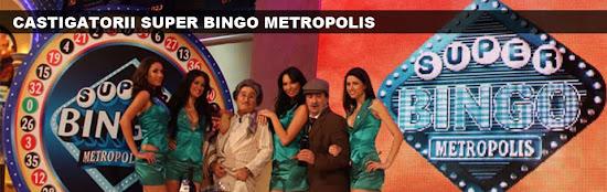 castigatori super bingo metropolis, 22 septembrie 2013, bilete castigatoare 22 septembrie, numere extrase