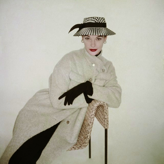 fabulous fashion photographs from vogue taken by clifford
