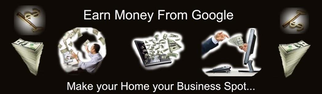 Easy money earning on internet