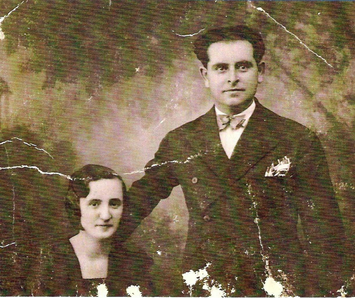 Filomena Organvidez y Antonio Salas