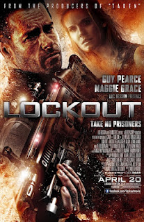 Assistir Lockout – Máxima Segurança – Sequestro no Espaço Online Dublado