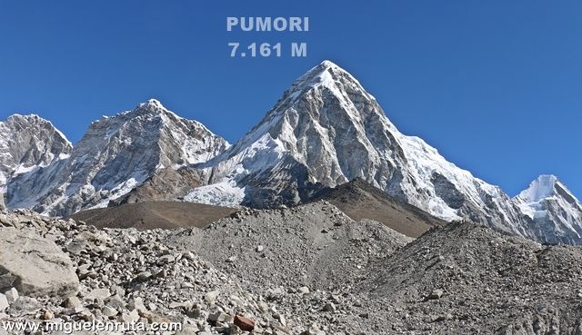 Pumori-Gorak-Shep