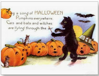 Cat Halloween Song