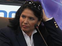 Susana Cuba también fue denunciada por Alianza Lima ante el Poder Judicial.