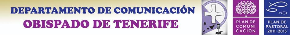 Departamento de Comunicación Obispado de Tenerife