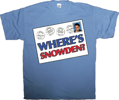waldo wally edward Snowden freedom useless Politics useless military t-shirt ephemeral-t-shirts