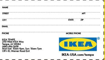 Ikea discount coupons 2018 uk