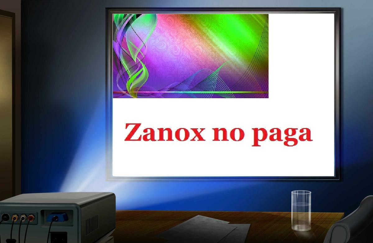 Zanox no paga