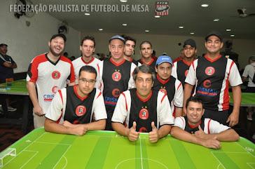 LJFM: Campeã dos Jogos Regionais 2011