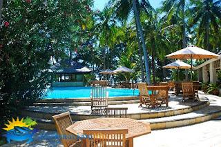 kolam renang kura kura resort karimunjawa
