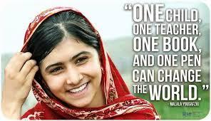 Revolusi Ilmiah - Malala, pejuang pendidikan anak