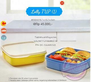 Tupperware Promo Juli 2015 Lolly Tup