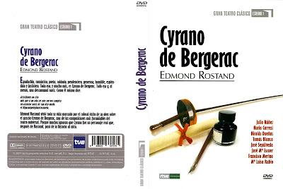 Cyrano de Bergerac (Estudio 1) | Teatro clásico | Cover | Caratula