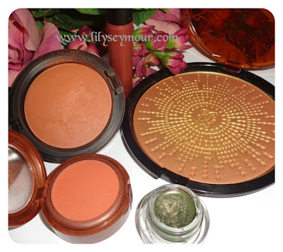 Terracotta and Bronze Sun Kissed Glow