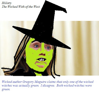 Wicked Witch Of The West Clinton