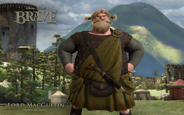 Lord MacGuffin - Brave