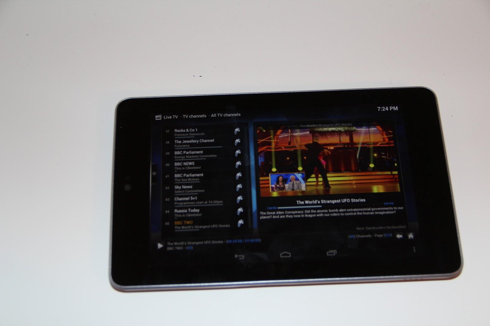 Coder36: TVHeadend on the Raspberry PI