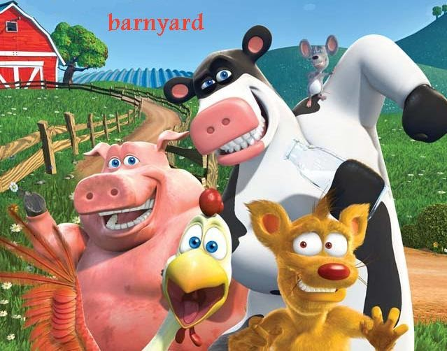 Barnyard Movie Characters Episode 13 Season 6 How I Met Your Mother