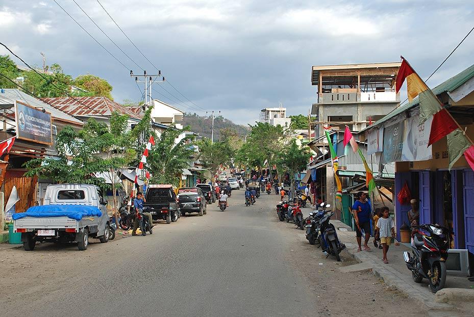 calle Indonesia