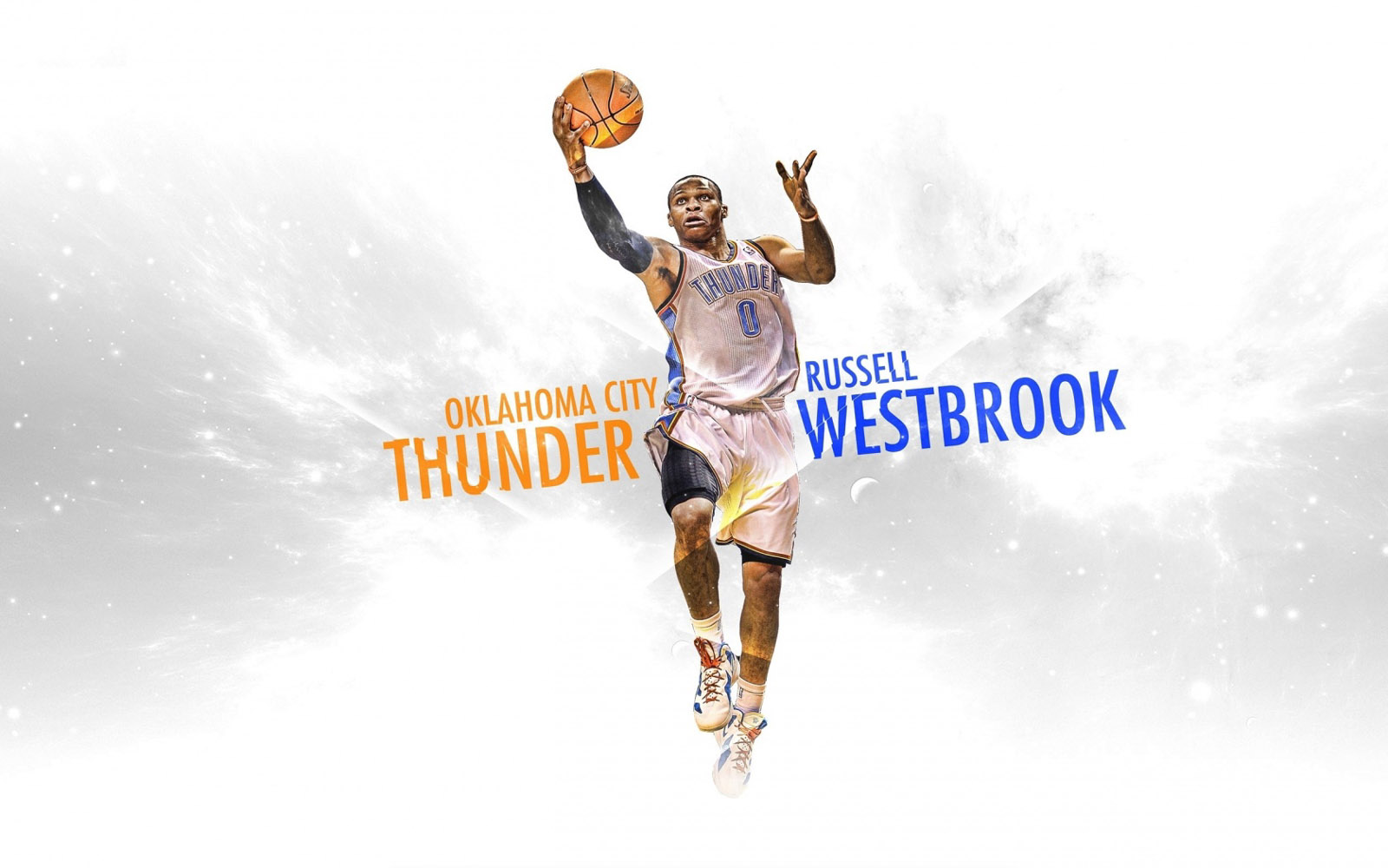 Russell Westbrook Biography - NBA player for the Oklahoma City Thunder