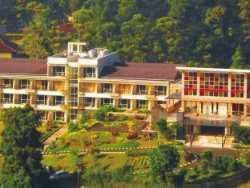 Hotel Bintang 4 di puncak - Casa Monte Rosa