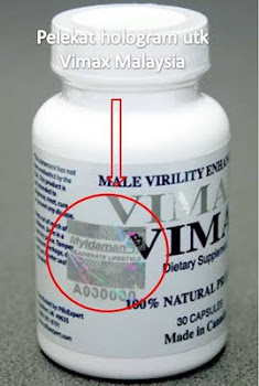 VIMAX  Pills from Canada Hologram Myidaman