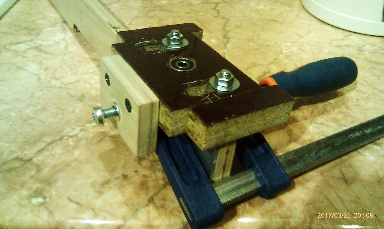 Как сделать кондуктор самому 25