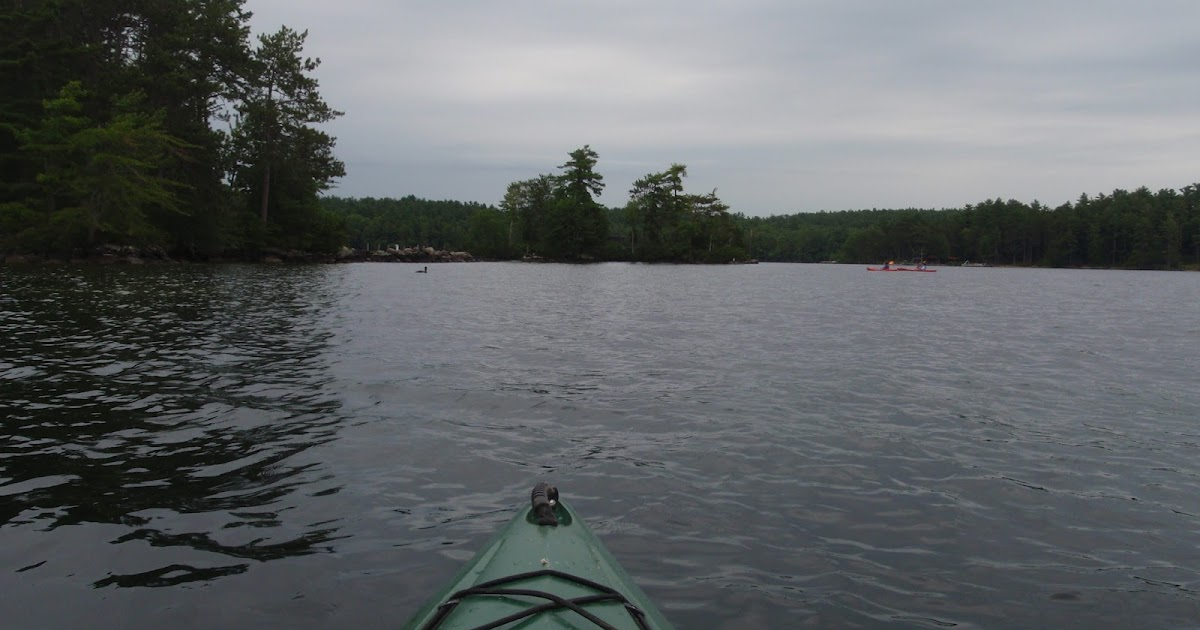 Blunoz Random Ramblings Paddle Log 25 Lake Winnipesaukee