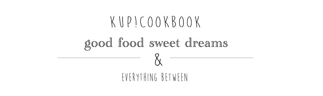KUP! cookbook