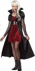 Halloween, Vestido de Vampiresa