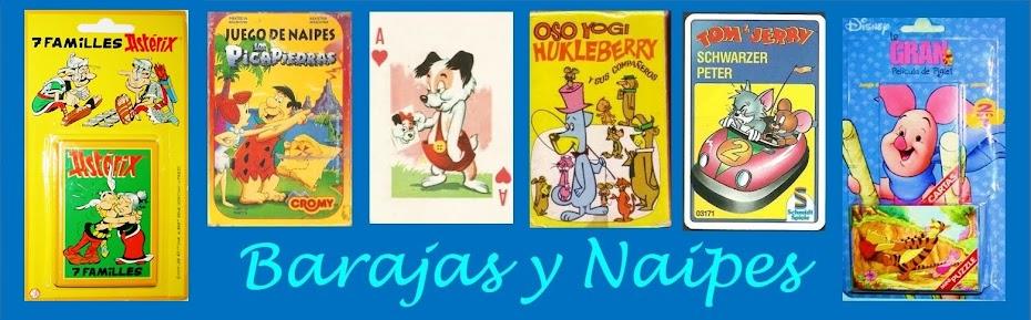 Barajas y Naipes