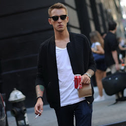 Стиль минимализма: уличная мода 2017