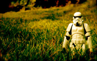 Stormtrooper Costume HD Wallpaper