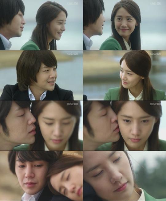 Yoona Kiss Scene Kiss Scenes Back to Back