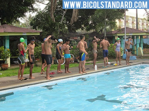 UNC swimmers gear up for PRISAA National Games 2014