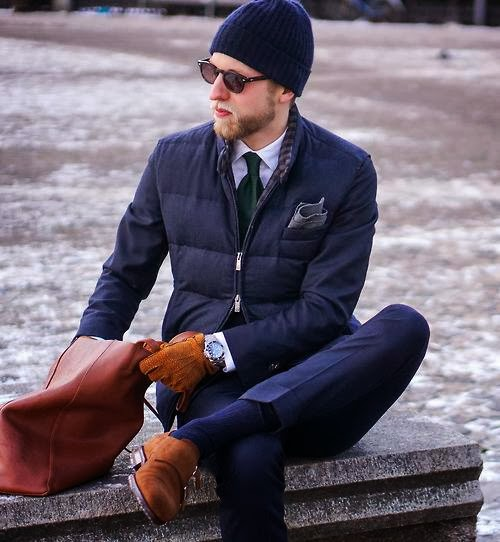 Men Winter Fashion Trends...