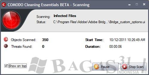 COMODO Cleansing Essentials 1.8.2 Portable 3